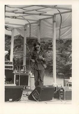 """Jürgen """"Schorsch"""" Michele, Leonard Eißnert Park, Juli 1997"""