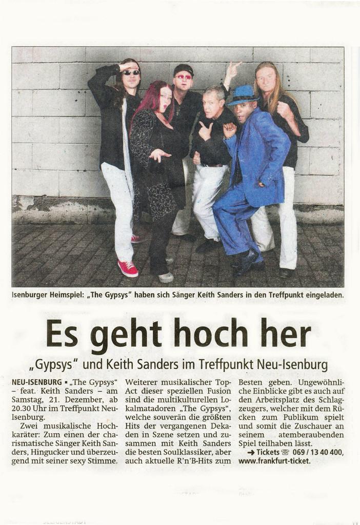 Offenbach Post, 2. Dezember 2013