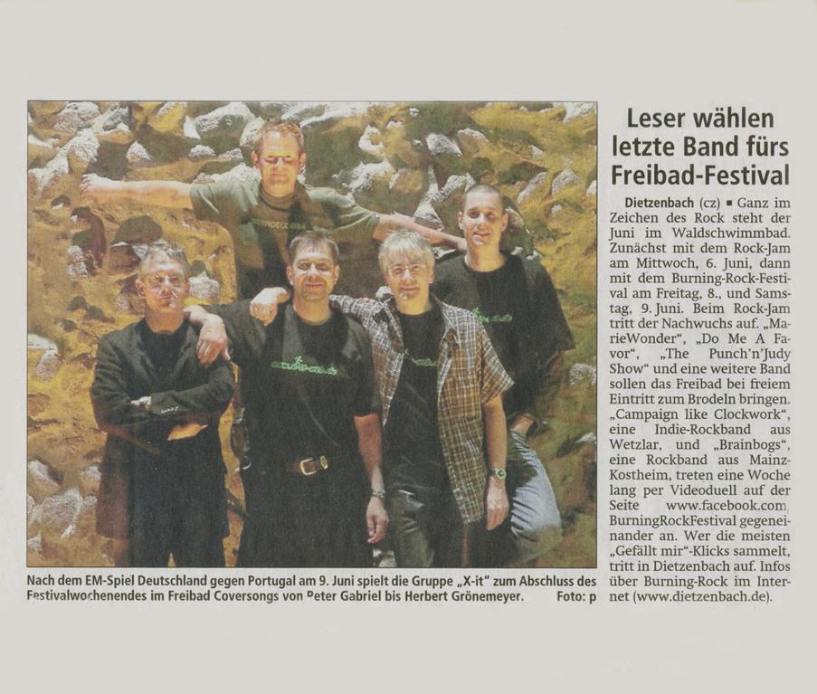 Offenbach Post, 28. März 2012