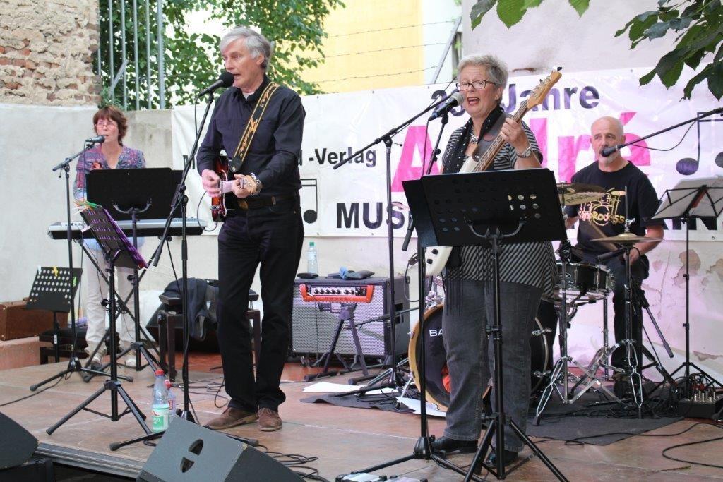 Hoffest Musik-André 2014