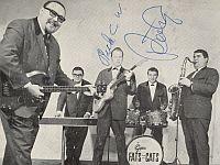 Autogrammkarte 1962