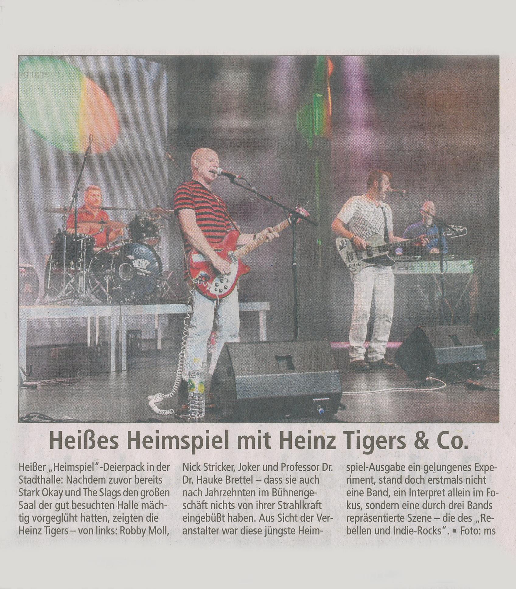 Offenbach Post, 21. November 2016