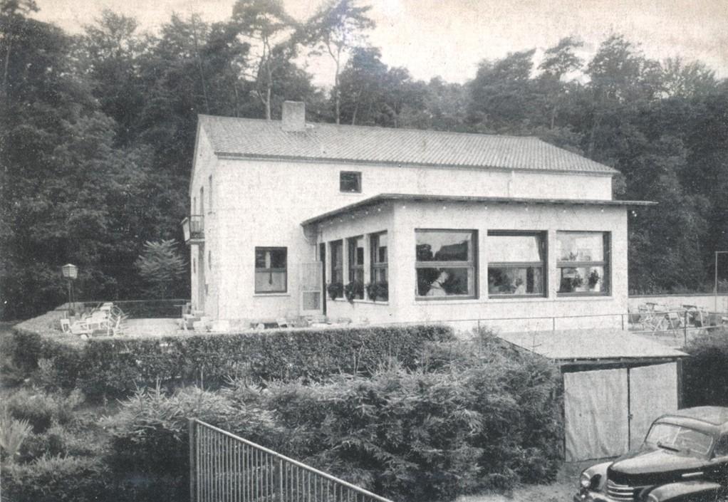 Gaststätte Waldeck, Offenbach-Tempelsee