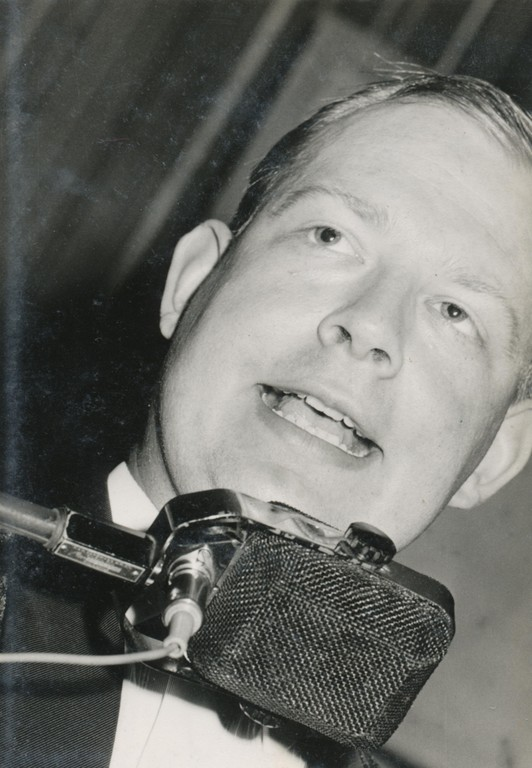 Auftritt in Wetzlar, Mai 1965 (Friedrich Sehrbrock)