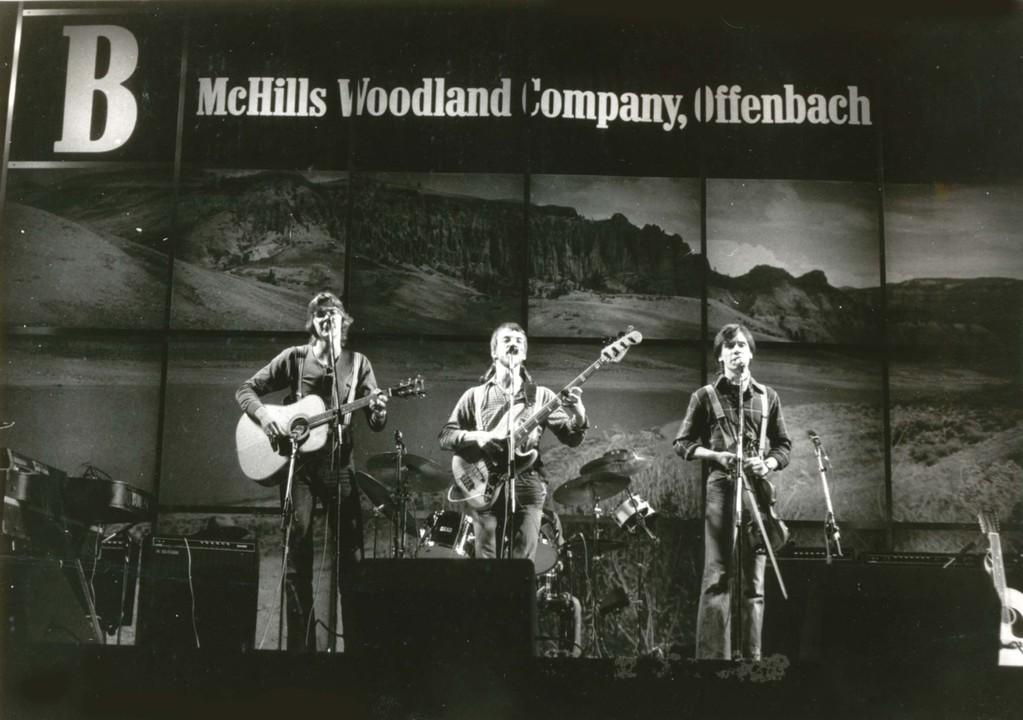 v.l.n.r.: Wolfgang Heyl, Mathias Knoth, Wolfgang Koschier