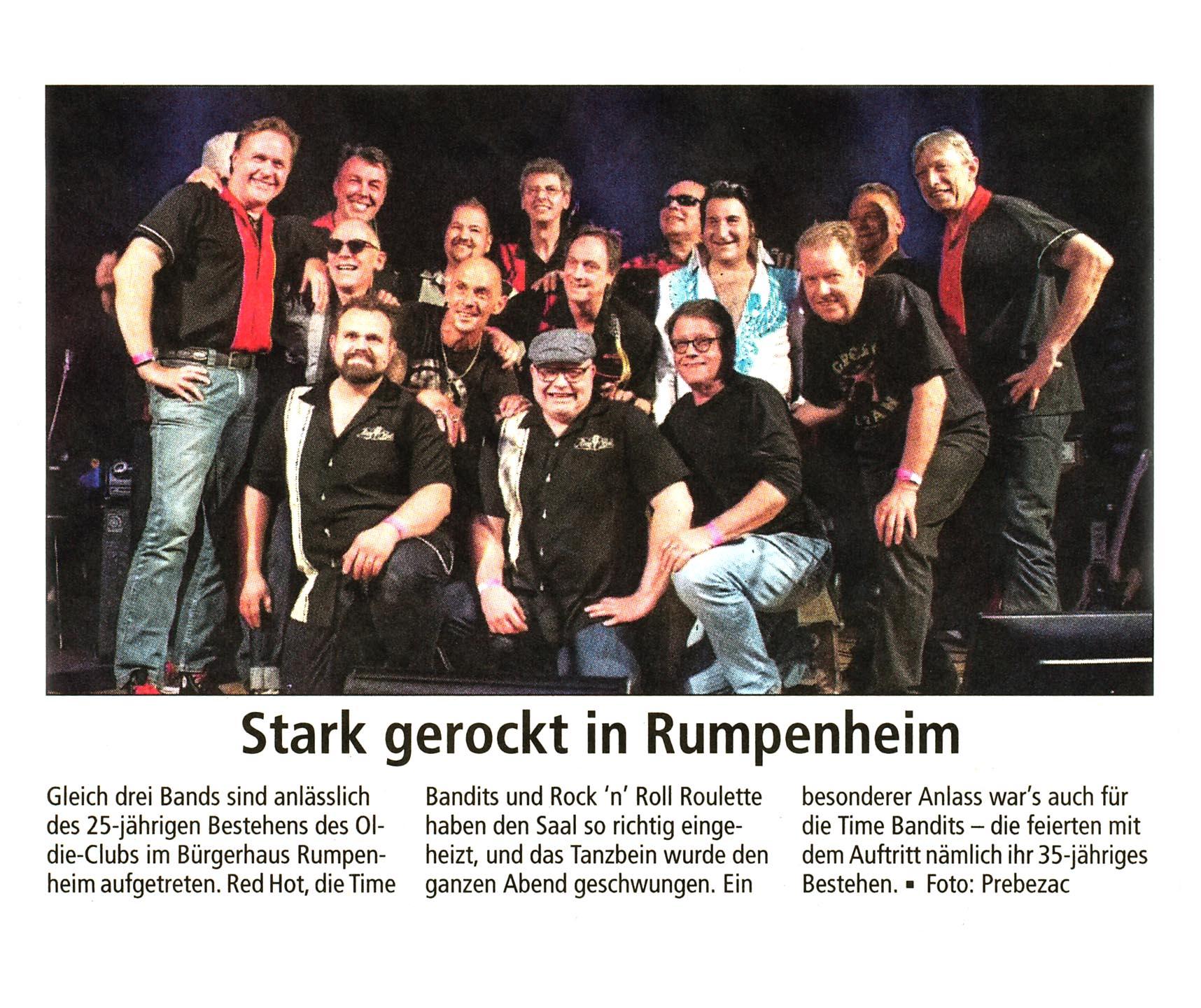 Offenbach Post, 2. Mai 2018