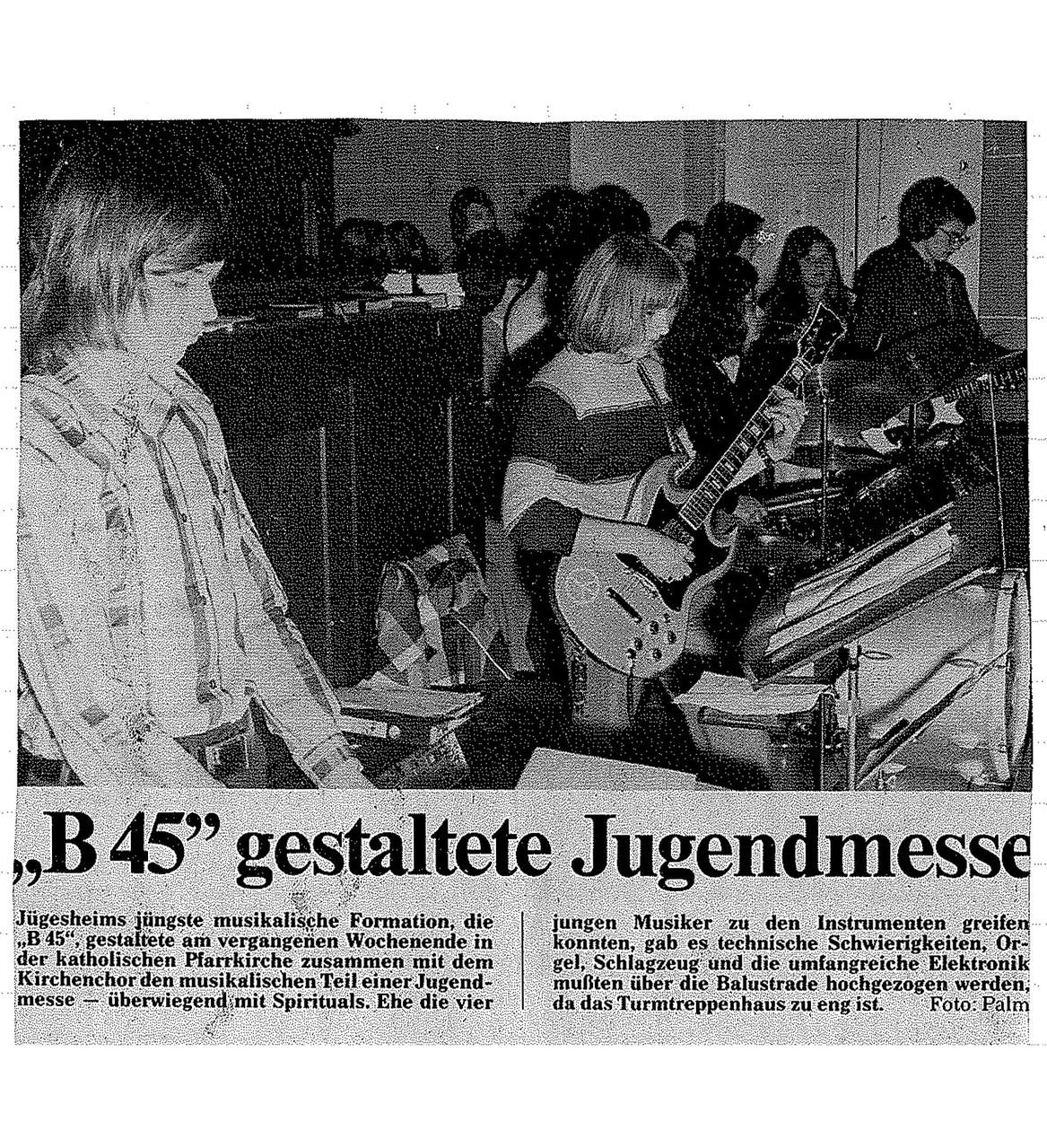 Zeitungsartikel Offenbach Post