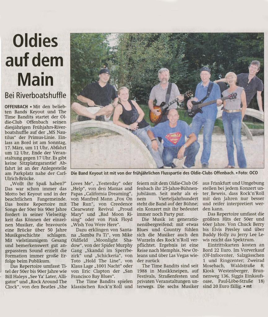 Offenbach Post, 5. März 2013