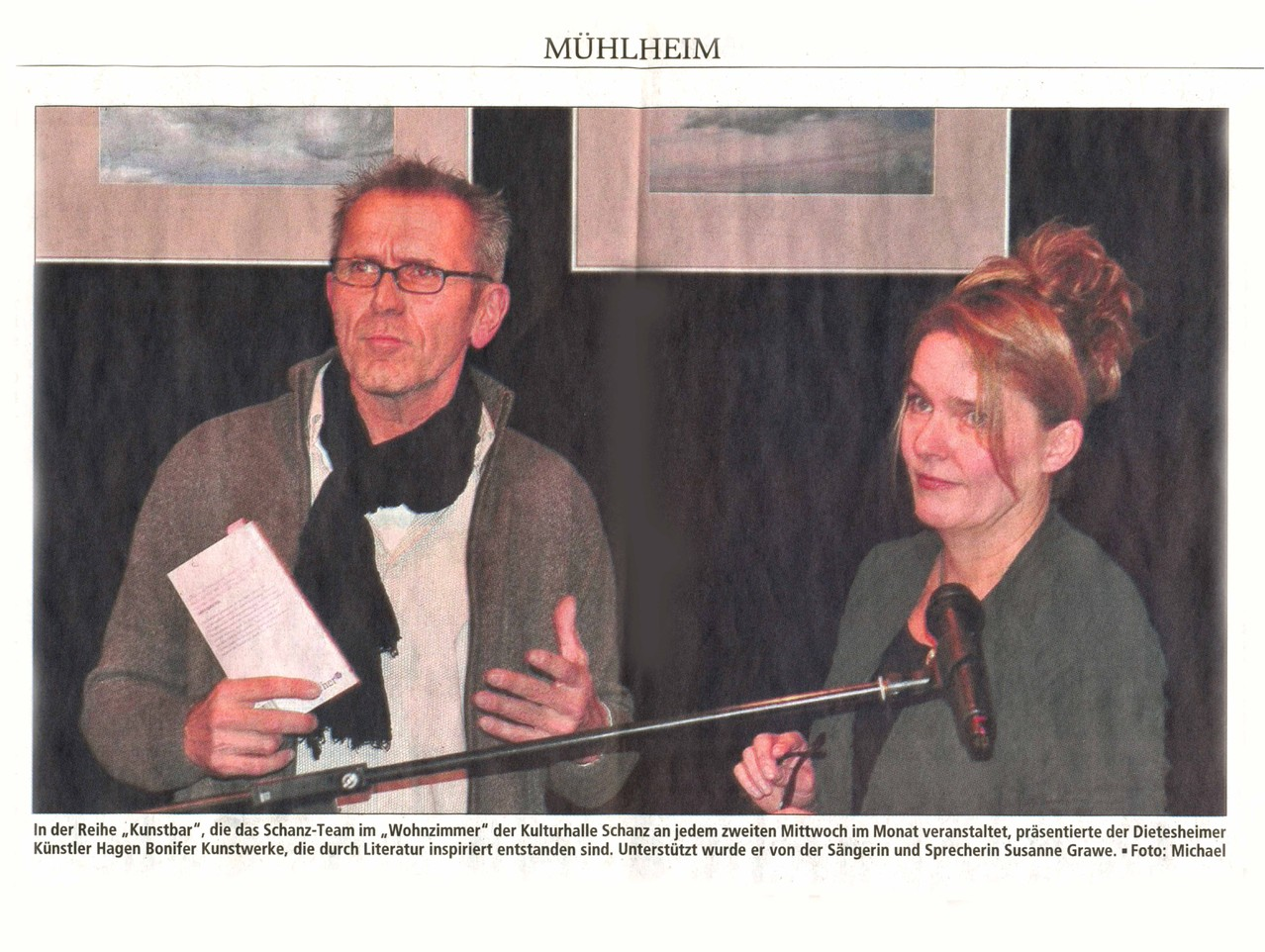 Offenbach Post, 11. Januar 2013