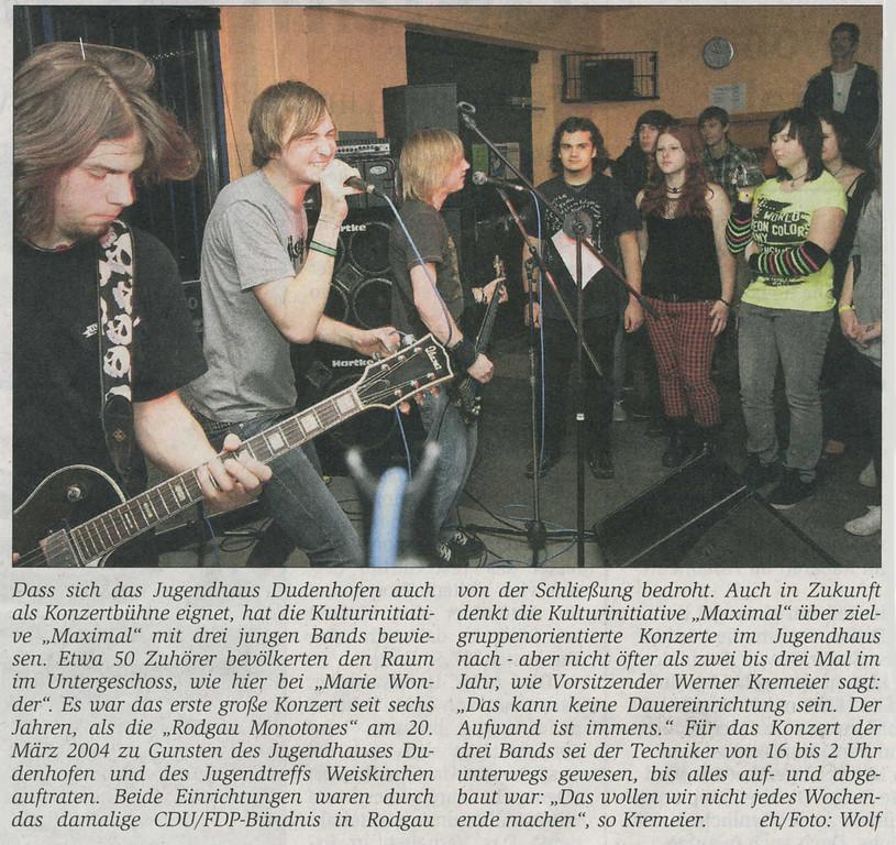 Artikel Offenbach Post