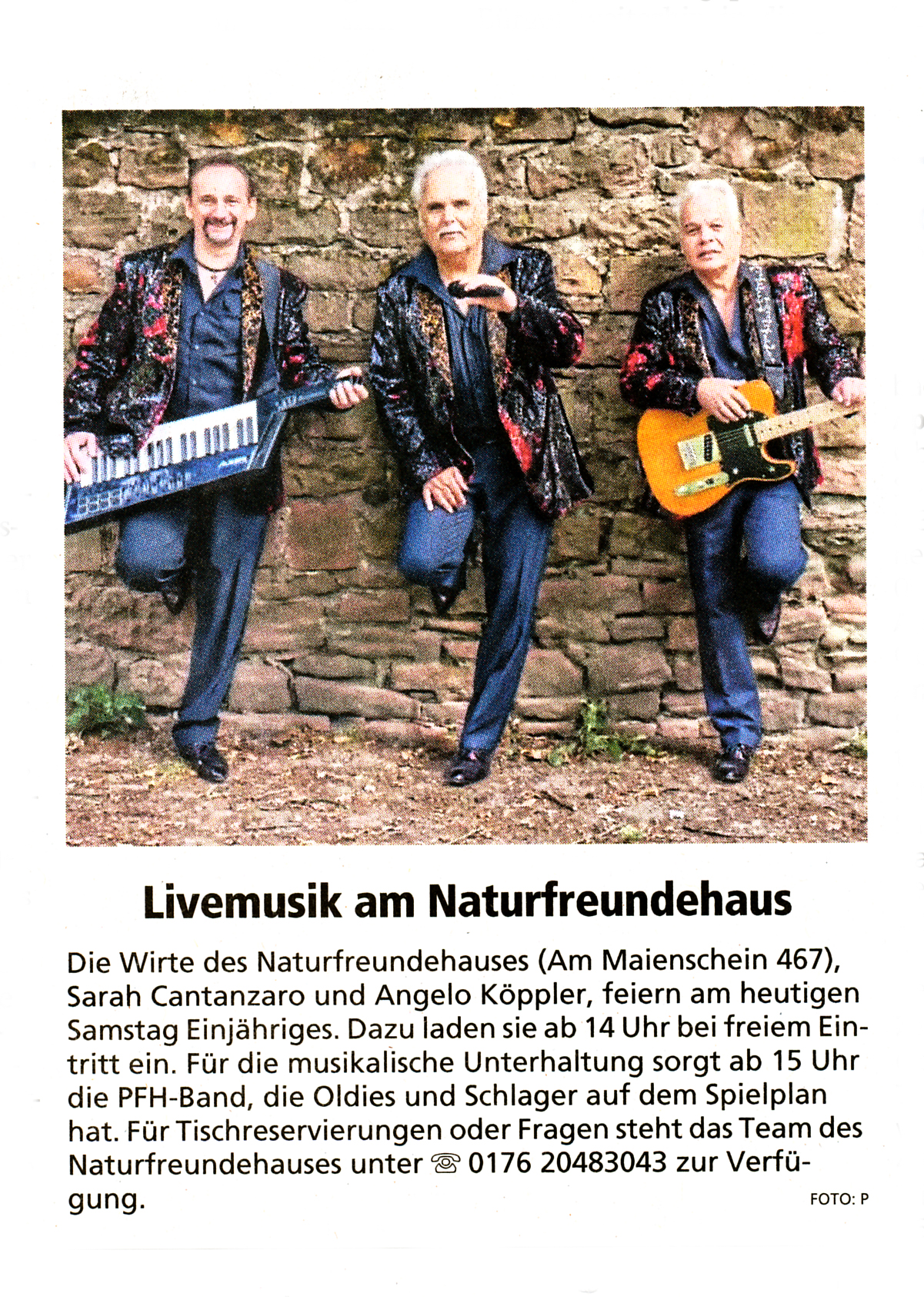 Offenbach Post, 18. Juli 2020