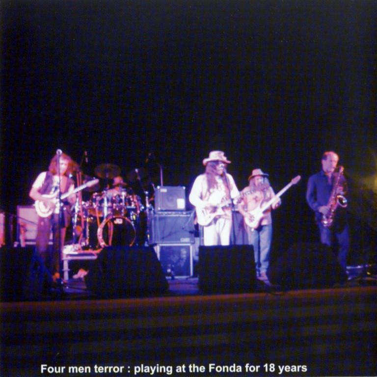 Live At The Fonda