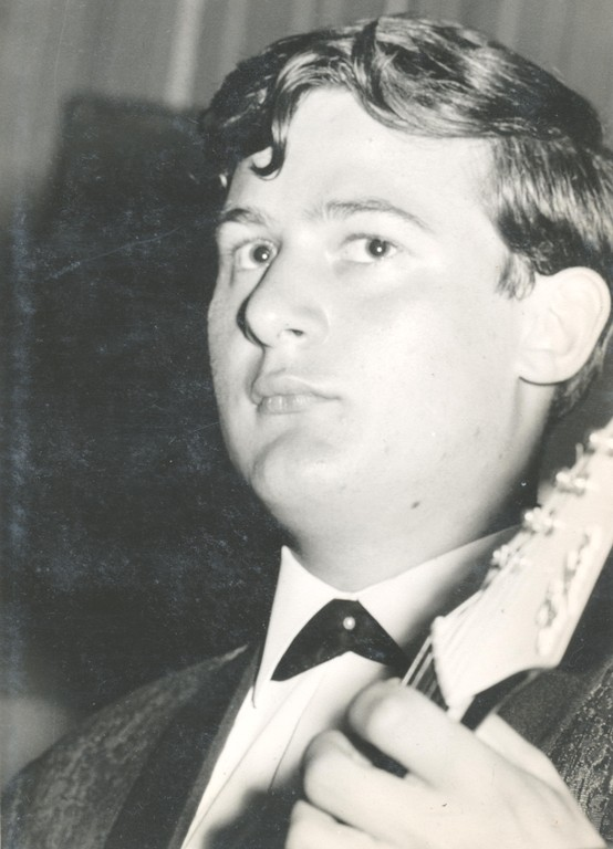 Auftritt in Wetzlar, Mai 1965 (Werner Berlinetti)