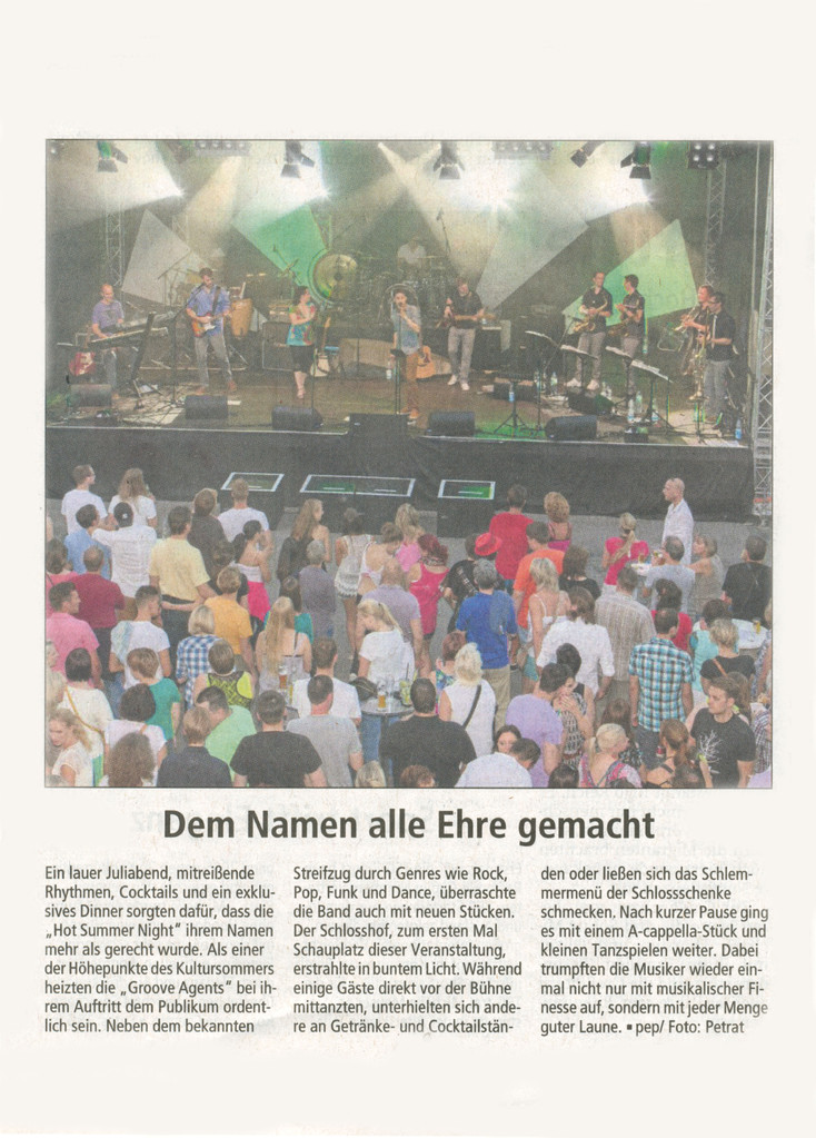 Offenbach Post, 23. Juli 2013