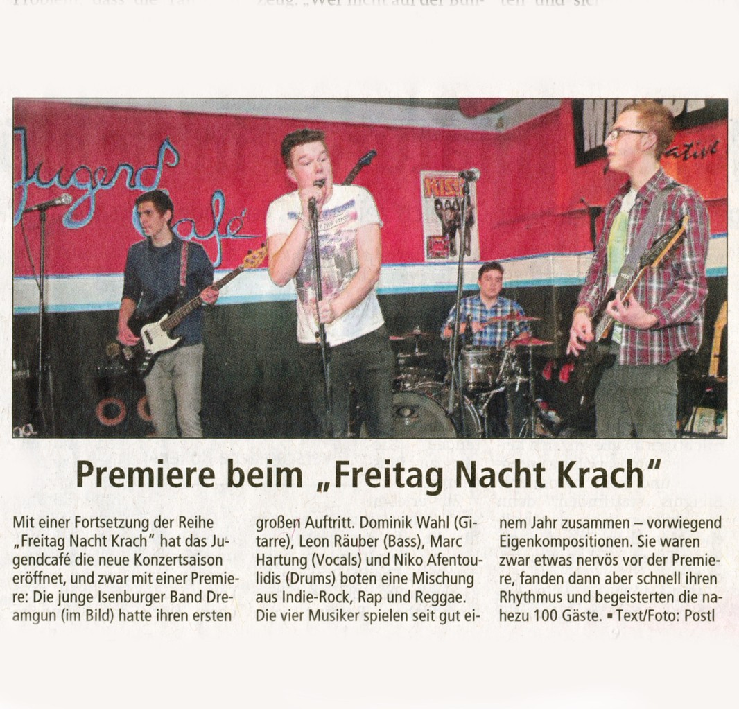 Offenbach Post, 18. März 2013