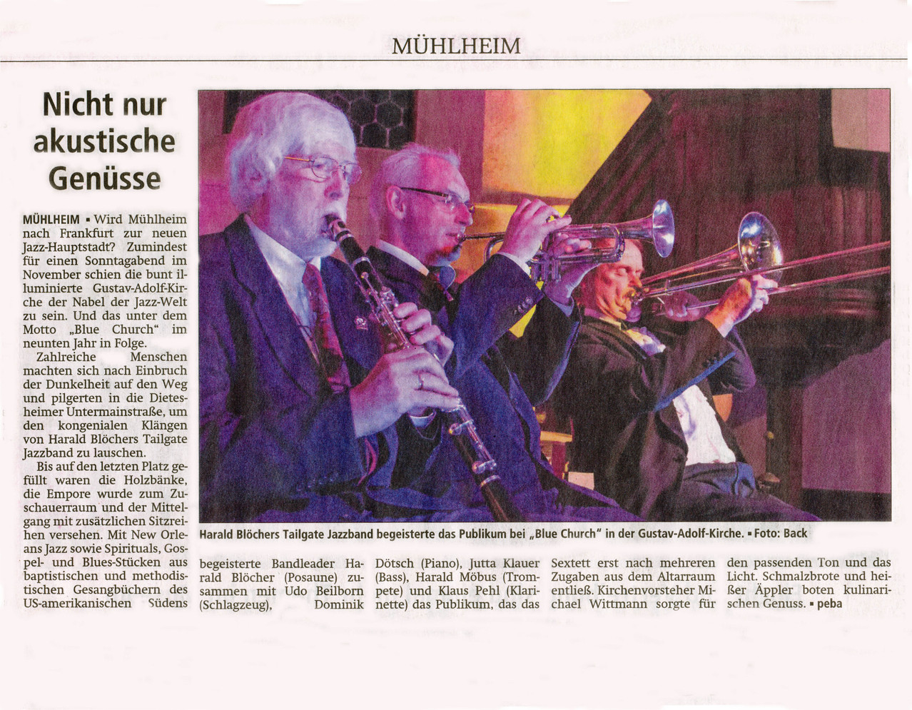 Offenbach Post, 20. November 2013