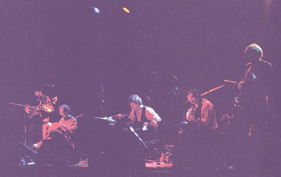 Rockwettbewerb in der Stadthalle Offenbach, Oktober 1993 ...