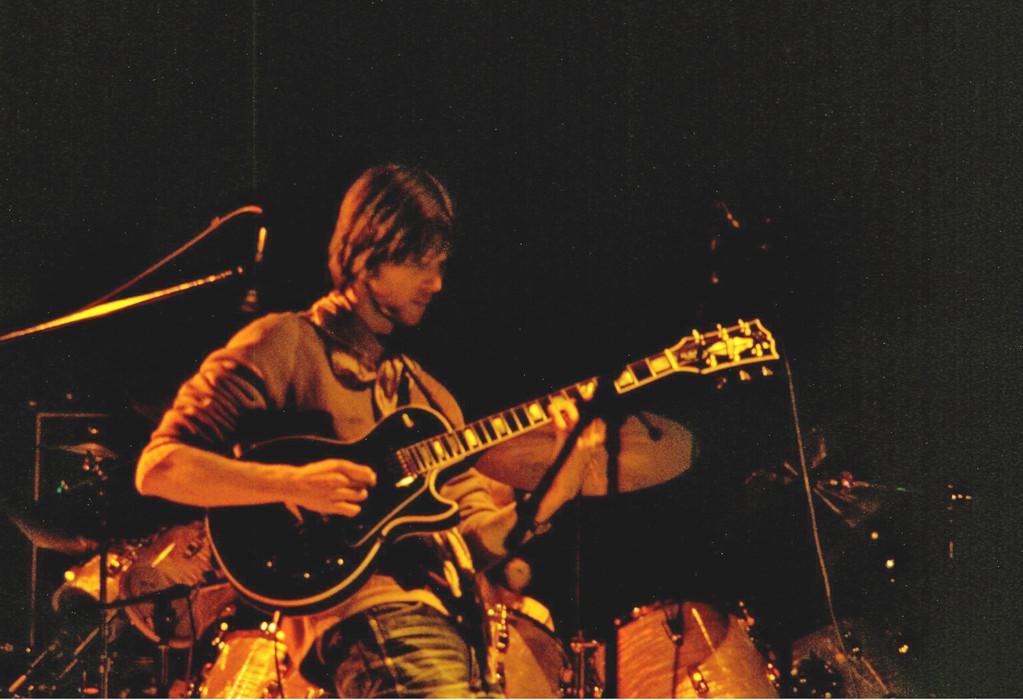 Rolf Ellmer (später in den 90ern aka Jam El Mar)