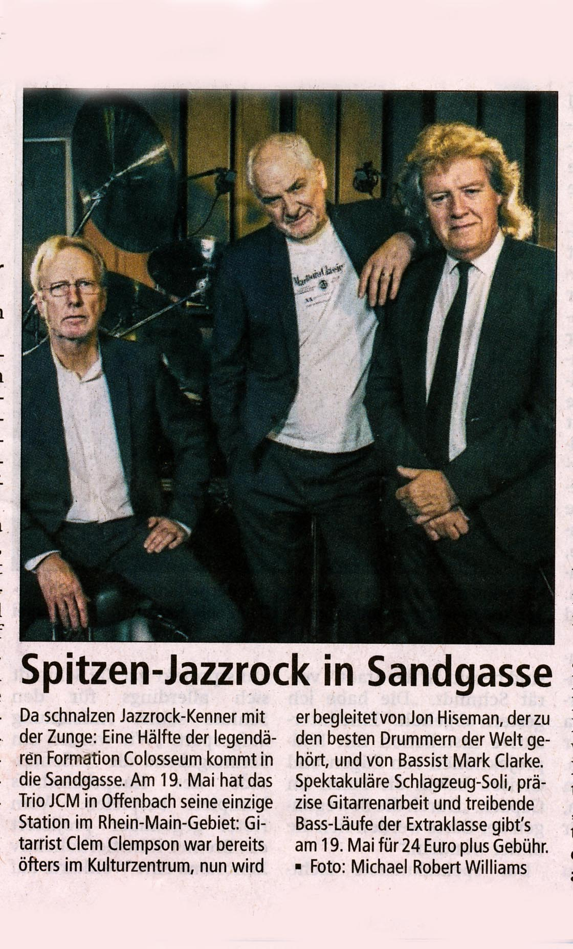Offenbach Post, 16. März 2018