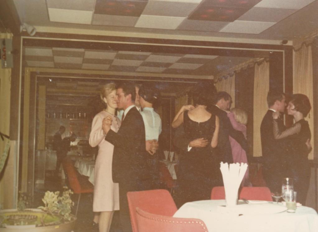 "Tanz im ""Maxim"", Dezember 1965"