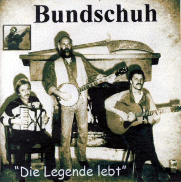 """CD """"Die Legende lebt"""" - Frontcover"""