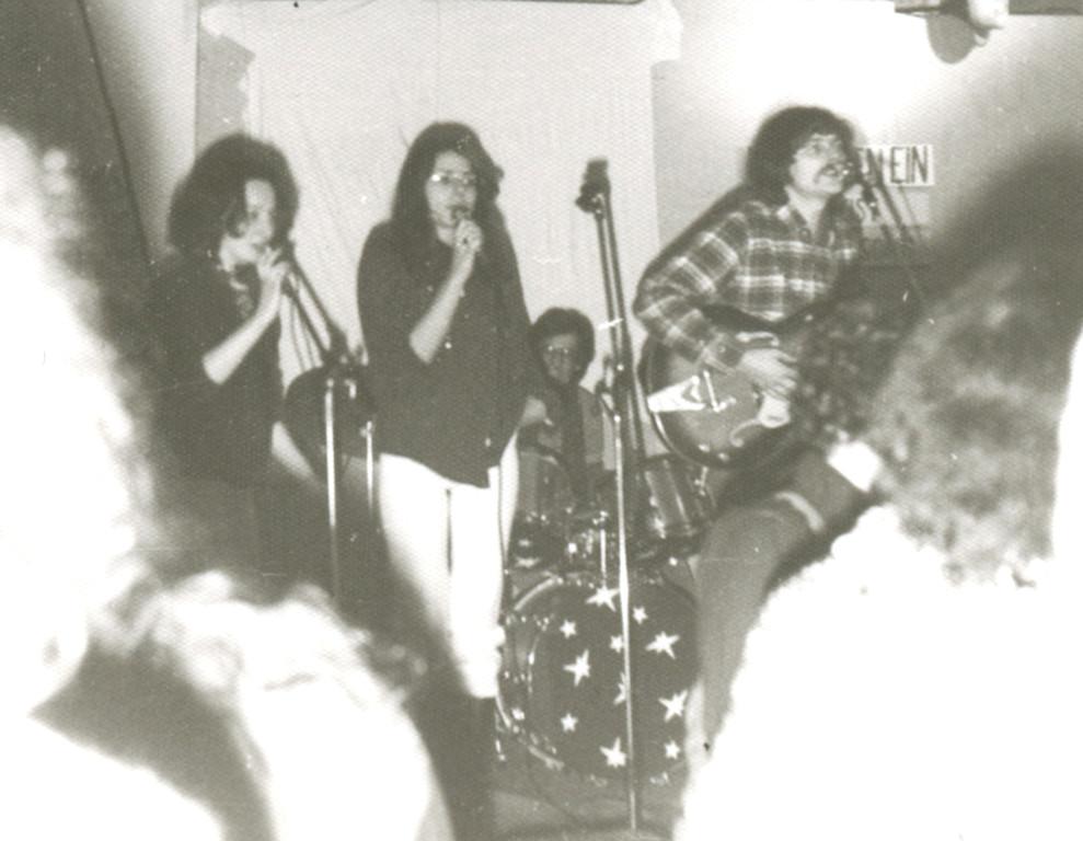 1. Gig Silvester 1977/1978 in der Schlesinger Fabrik