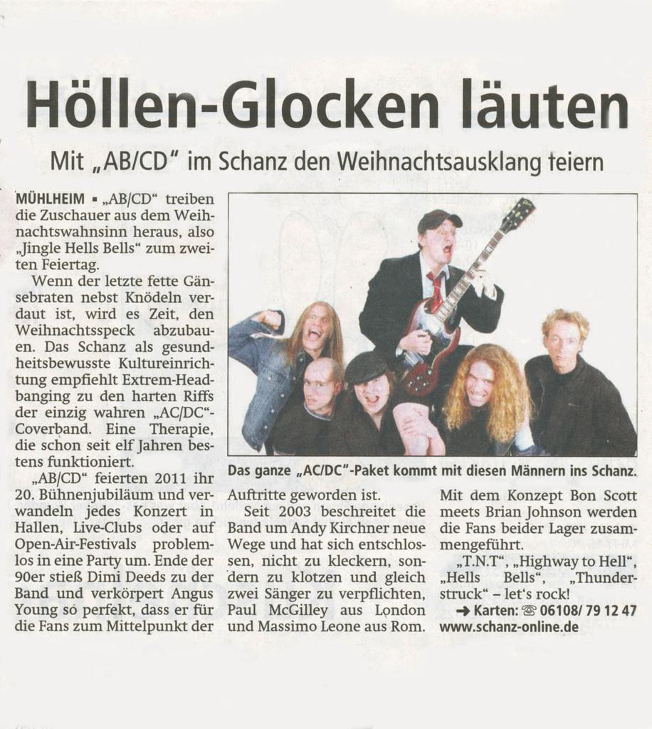Offenbach Post, 24. Dezember 2013