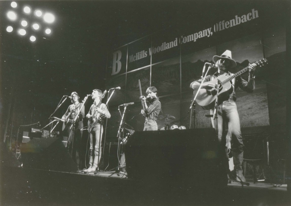 v.l.n.r.: Wolfgang Heyl, Mathias Knoth, Wolfgang Koschier, Matthias Demeter