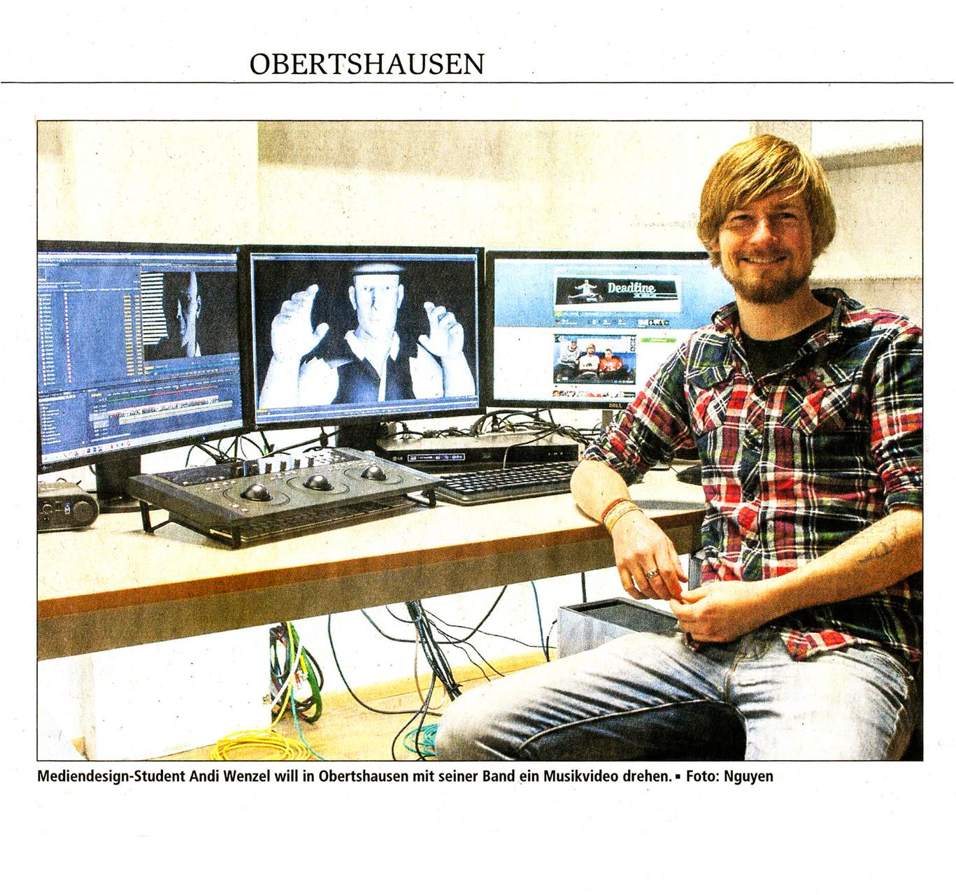 Offenbach Post, 1. Mai 2015