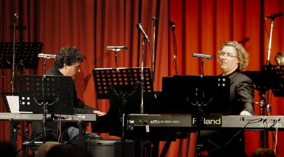 Auftritt beim Geburtstagskonzert von Peter Josef Kunz von Gymnich am 17. November 2012 im Büsingpalais