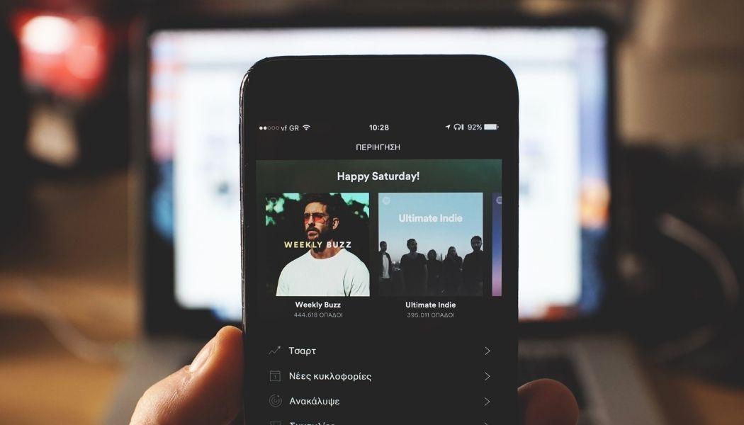 Luisterboek Spotify