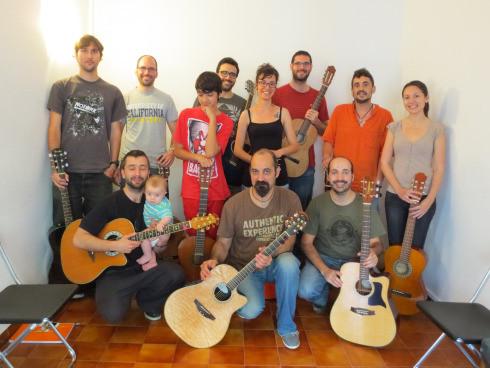 Taller de Guitarra 2013 - Clases de Guitarra Barcelona