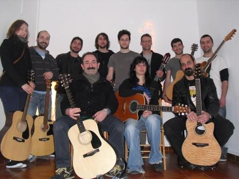 Taller de Guitarra 2012 - Clases de Guitarra Barcelona