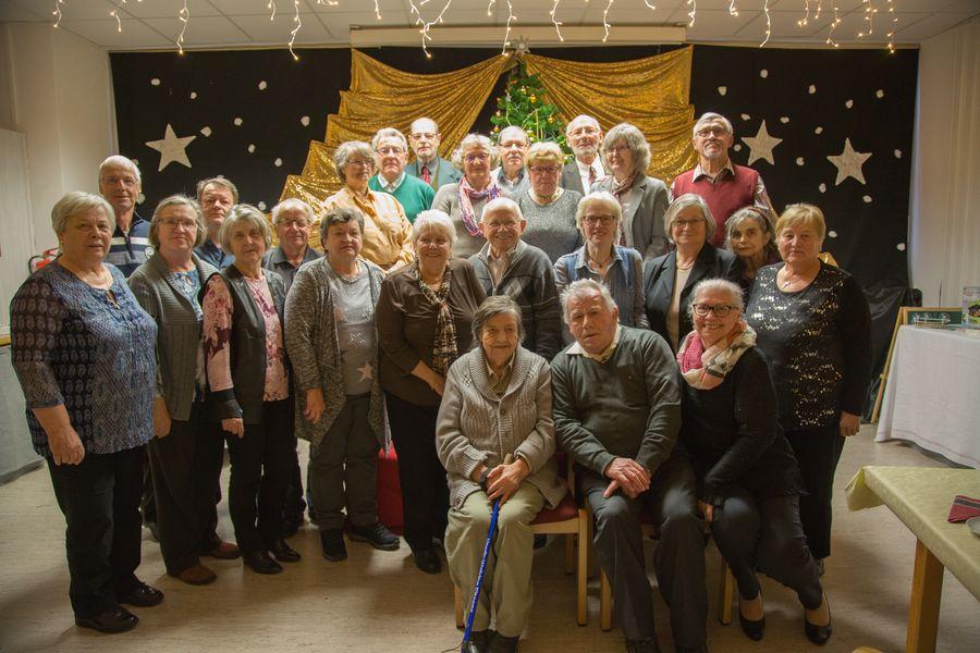 Klub der über 70 jährigen...