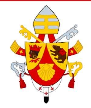 Grb pape Benedikta XVI
