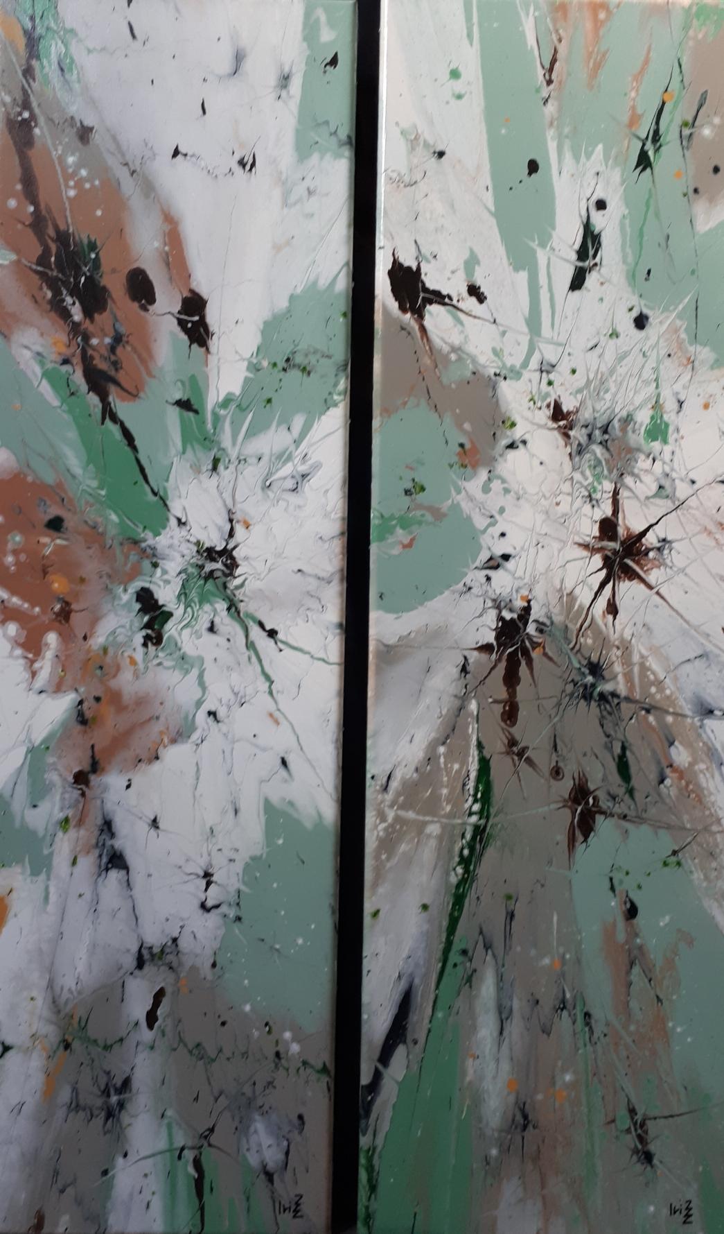 Double green 24x80 cm (duo)