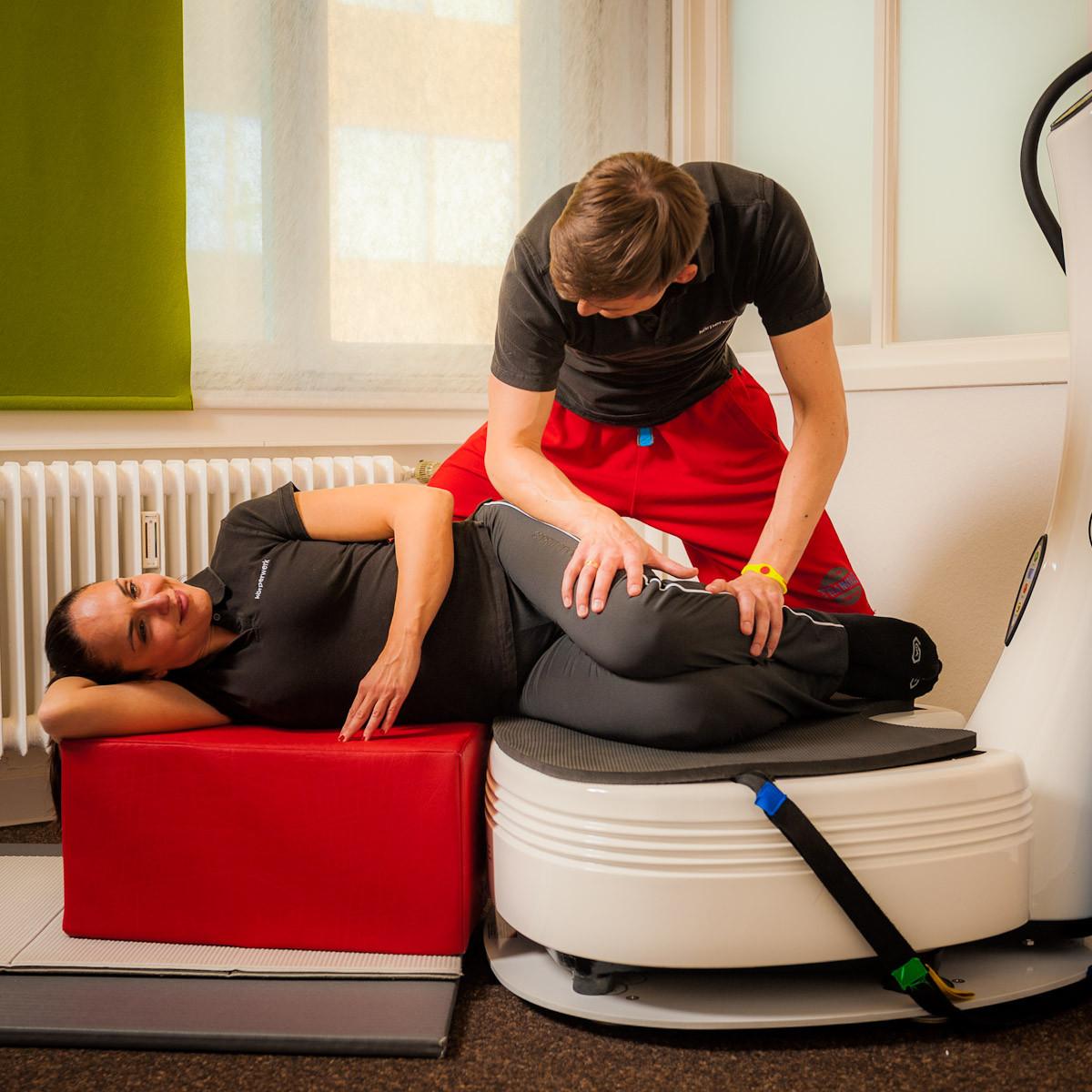 Massage zum Abschluss