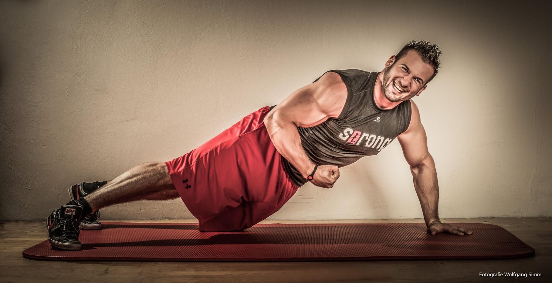 Personal Trainer: Raphael Schneider