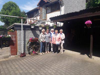 Vorstand Unterliederbacher Landfrauen bis 2017