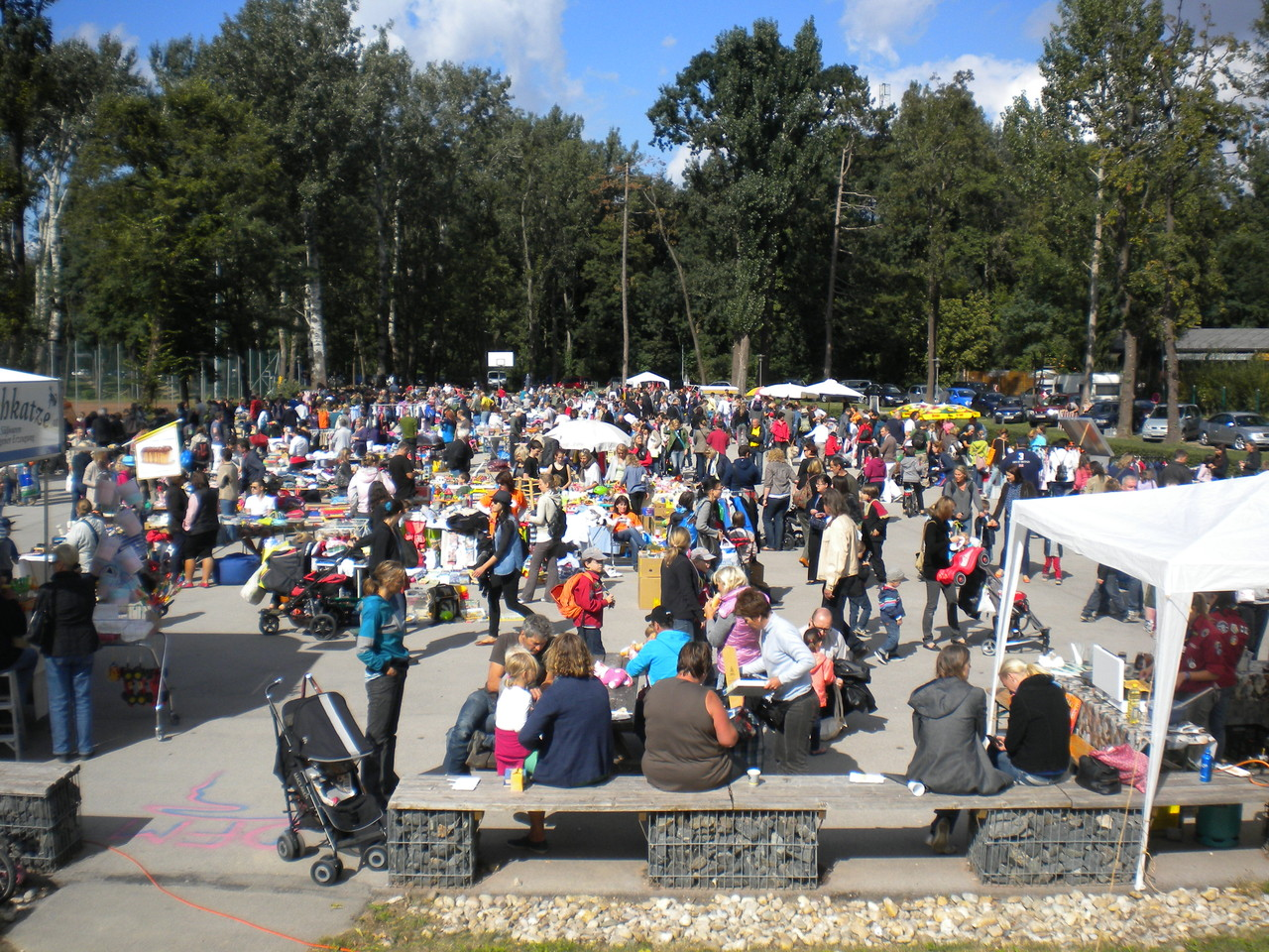 Kinderflohmarkt Klosterneuburg