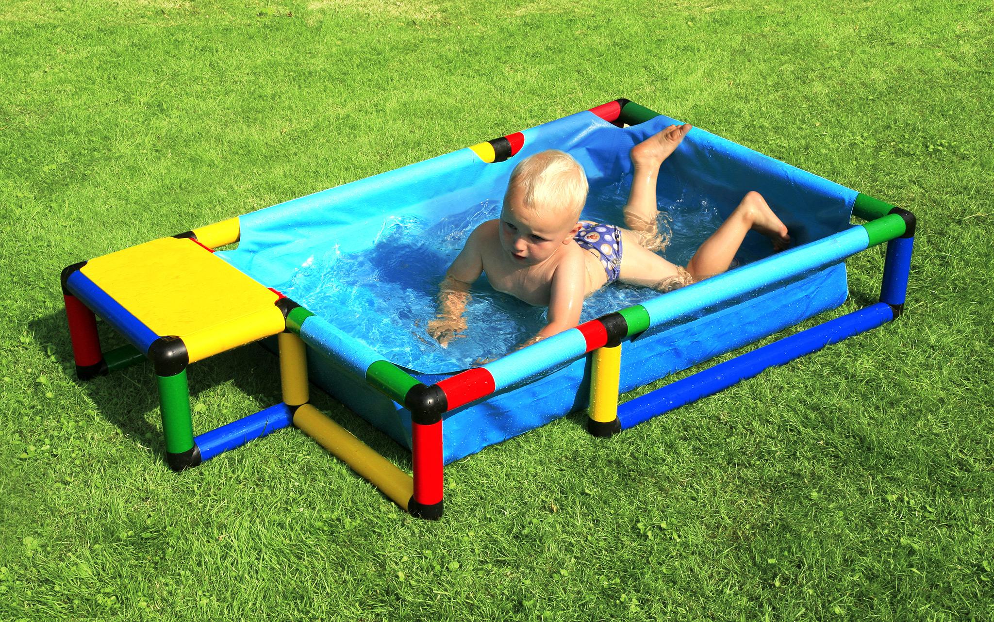 Quadro Klettergerüst Xxl : Pool s quadro der grossbaukasten