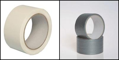 NASTRO AMERICANO - Alto potere adesivo,impermeabile,resistente al calore.
