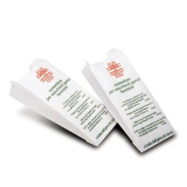 SACCHETTI IGIENICI CARTA - Sacchetti igienici in carta 10 cartucce da 200 pezzi.