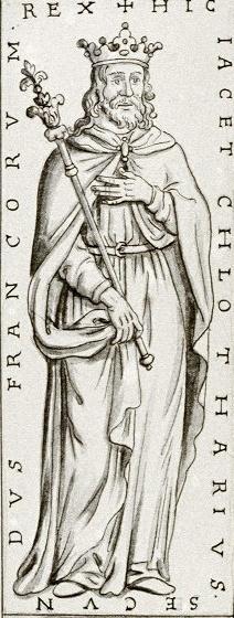 Sépulture de Clotaire II