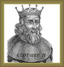 Portrait de Clotaire II