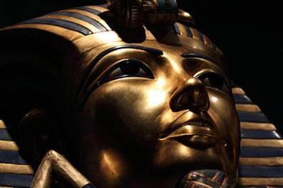 Toutânkhamon, le onzième pharaon de la XVIIIe dynastie (Nouvel Empire). Credit: Horemweb/Wikimedia