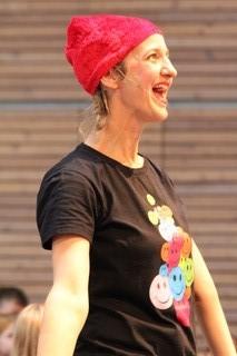 Annette Sperling, Musikpädagogin aus Dogern