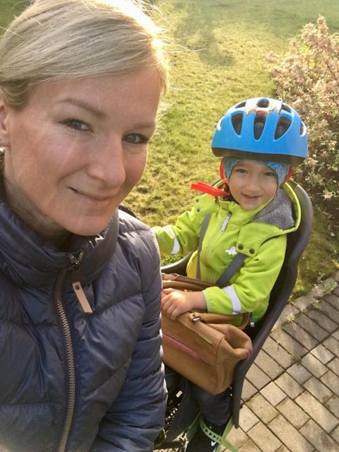 Alina mit Sohn Henry