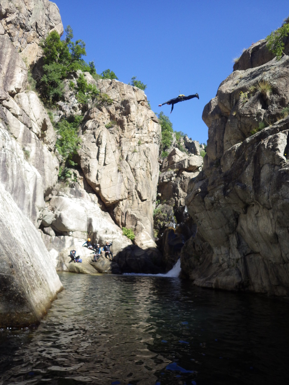 canyoning paradisiaques proches de lyon et grenoble