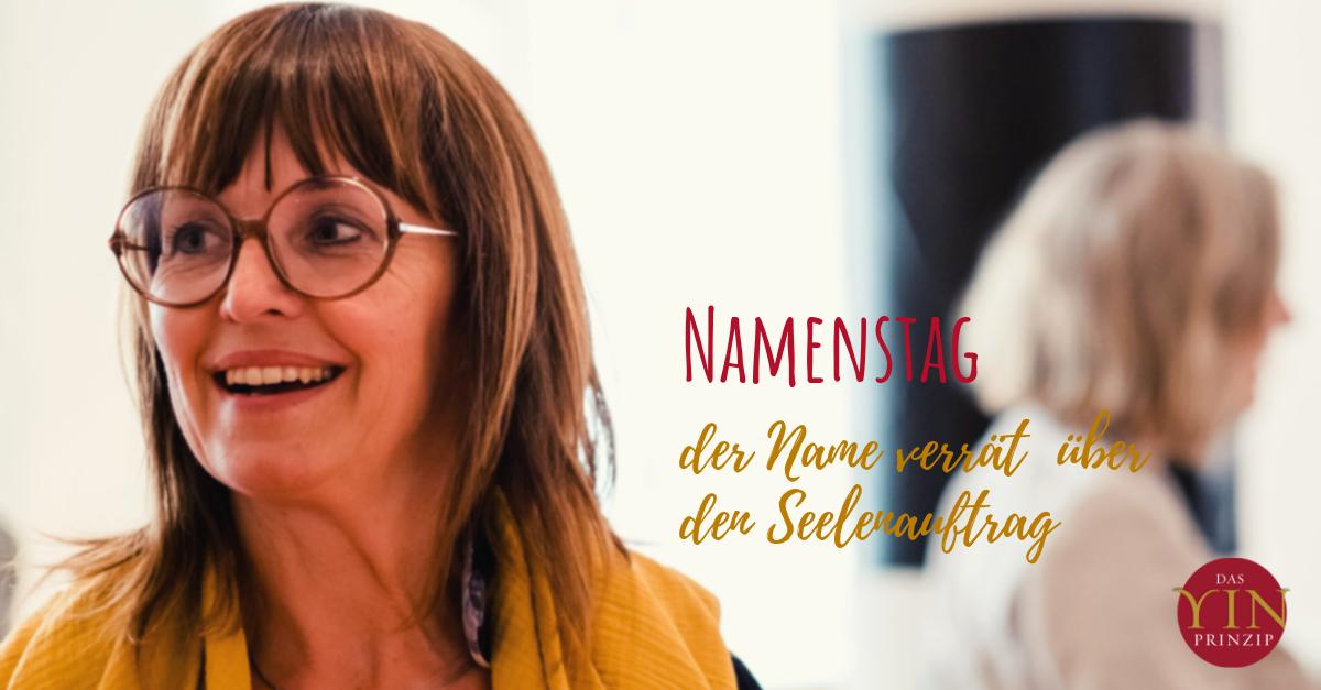 Mein Namenstag & die Bedeutung meines Namens